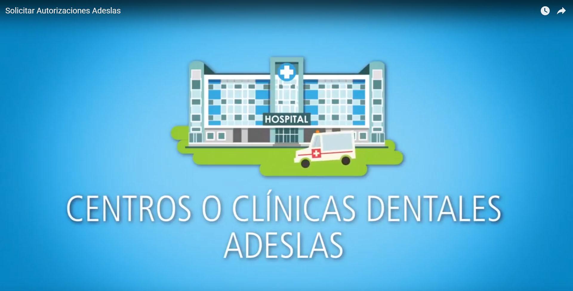 adeslas centros medicos