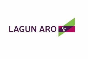 lagun aro logotipo