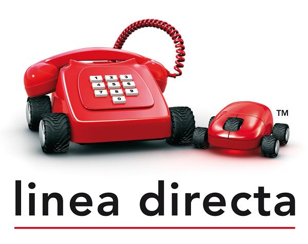 linea directa logotipo