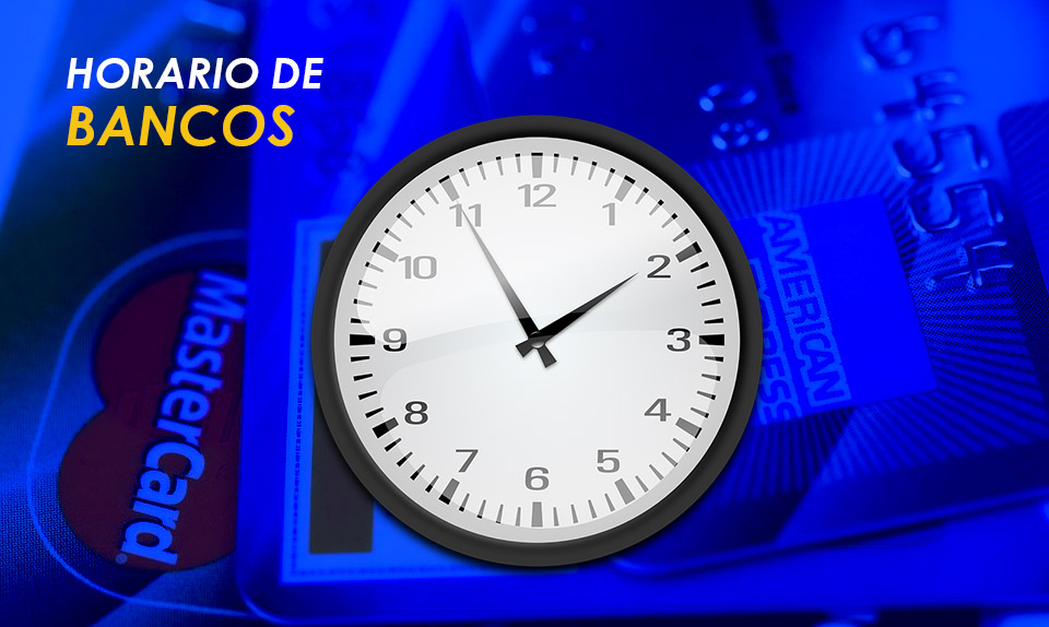 horarios de bancos